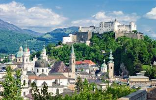 Živalski vrt in Salzburg