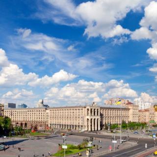 Od Minska do Kijeva, 5 dni