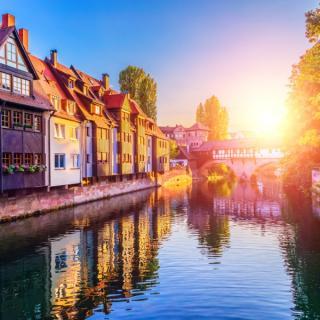 Srednjeveška mesta nemške romantične ceste