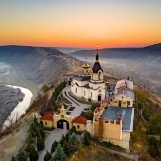 Ukrajina in Moldavija - neodkriti Vzhod Evrope