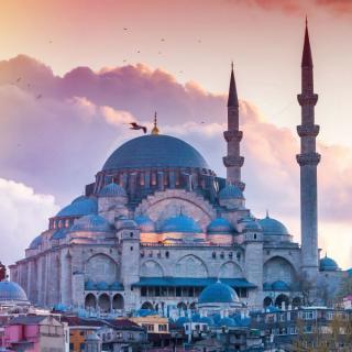 Istanbul 3 dni, mesto na stiku dveh svetov