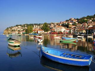 Makedonija z avtobusom 4-5 dni
