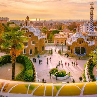 Slikovita Barcelona in Montserrat, 4 dni