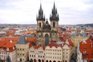 VIKEND V PRAGI/2 DNI