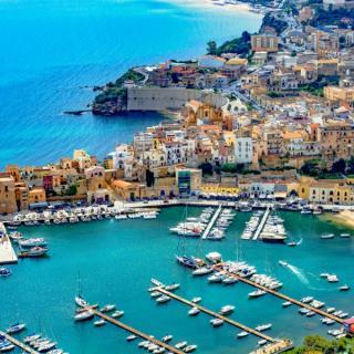Sicilijanske počitnice s posebnim letalom