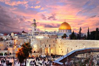IZRAEL IN PALESTINA/8 DNI