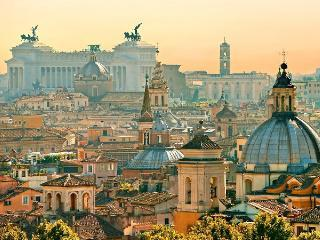 Rim z hitrim vlakom 3 dni