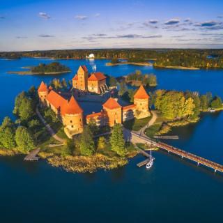 Baltske prestolnice