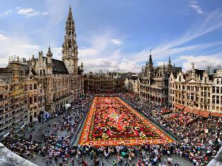 Bruselj - 4 dni