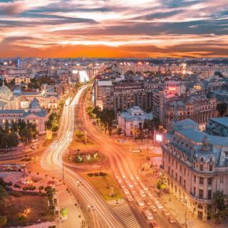 Bukarešta in Sofija - dve prestolnici Balkana