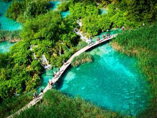 Plitvička jezera in biseri severne Dalmacije 2 dni