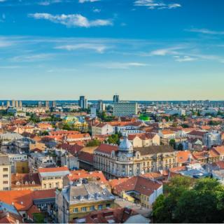 Zagreb in Moslavina