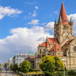 Dunaj - 1 dan