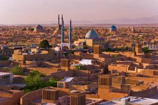 IRAN IN ZAPUŠČINA STARODAVNE PERZIJE