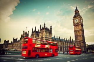 LONDON/5 DNI