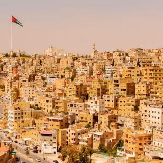 Čudovita Jordanija s posebnim letalom 7 dni