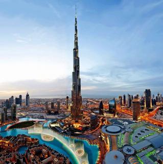 Dubaj in Oman