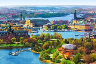 STOCKHOLM IN HELSINKI/3 DNI