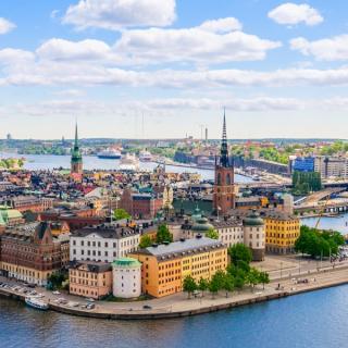Marketinško križarjenje po Baltskih prestolnicah