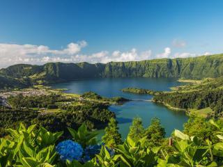 Azori - zelena skrivnost Portugalske 7 dni