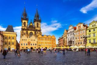 Berlin in Praga