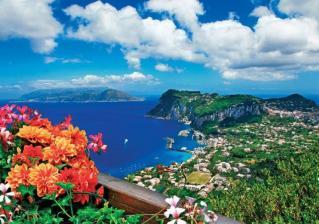 Otok Capri in čar izjemne obale