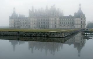 Pariz in grajski duhovi ob Loari