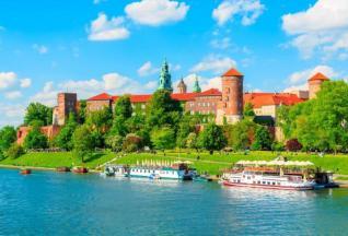 Kraljevski Krakov in bisera Velike Moravske