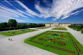 Cesarsko mesto Dunaj in tortica Sacher