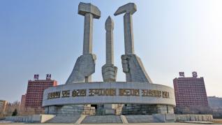 SEVERNA KOREJA (PEKING IN ŠANGHAJ)