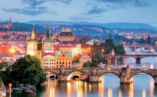 Zlata, vedno znova očarljiva Praga