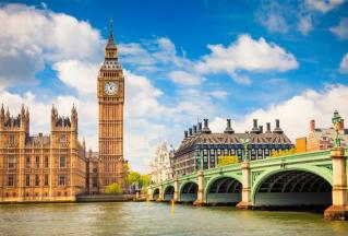 Aristokratska Anglija in skok v London