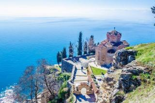 Makedonija in grška obala Egejskega morja