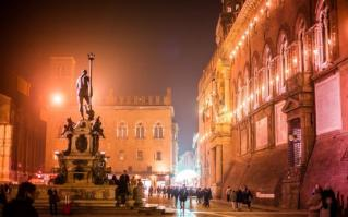Bolonjski sladoled in razkošna Mantova