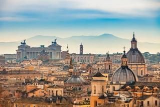 Večni Rim, katakombe in Vatikan