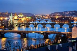 Očarljiva zlata Praga