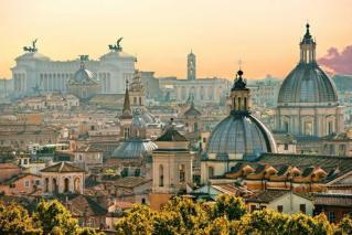Brez kapučina ni Rima in umetnine v Vatikanu