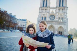 City Break - Počitniški Pariz