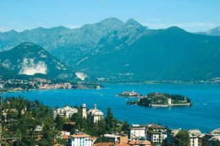 Očarljivi Boromejski otoki in živahen Milano