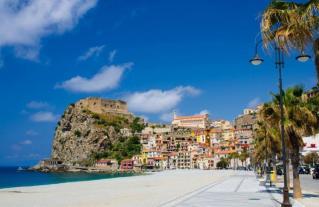 Kalabrija – skrivnosti južne Italije in čar Neapeljskega zaliva