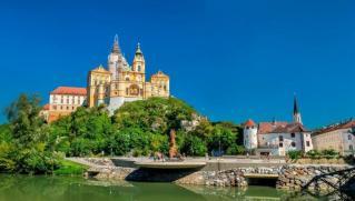 Dolina reke Donave in zanimiva mesta – Linz in Melk