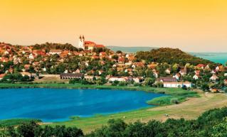 Budimpešta in Blatno jezero