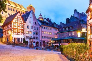Passau in cesarski Nürnberg
