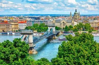 Dvorci Madžarske in Budimpešta